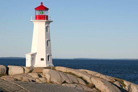 Nova Scotia: Nova Scotia lighthouse