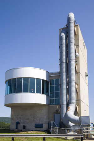 The Annapolis Royal Generating Station is a tidal power station located in Nova Scotia, Canada. photo