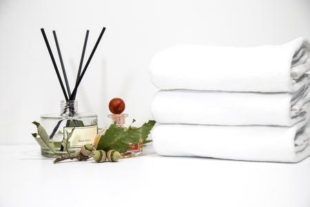 White towel, towel