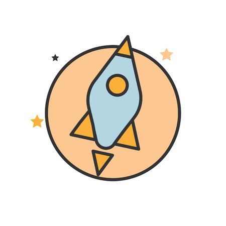 rocket conceptual space vector