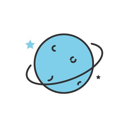 saturn conceptual space vector