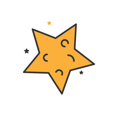 star conceptual space vector