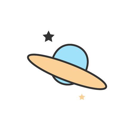 UFO conceptual space vector
