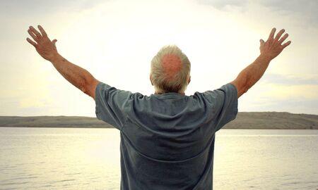 tai chi: Raising the Sun