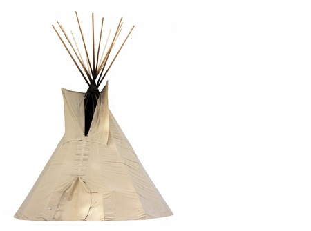 teepee: Native American Tipi