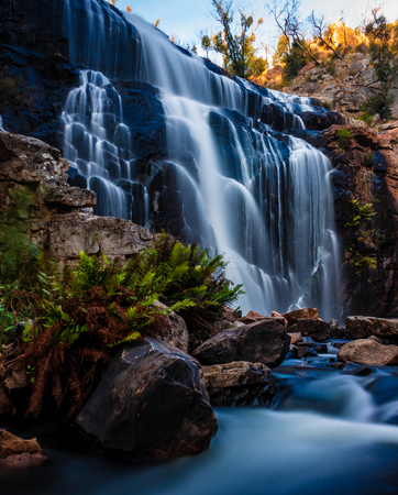 Waterfall long exposure, Grampians National Park