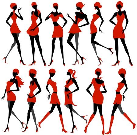 citylife: fashion girls