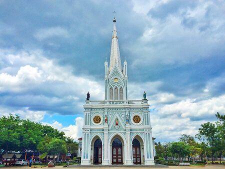 roman catholic: Nativity of our Lady Cathedral, Roman Catholic Diocese of Ratchaburi