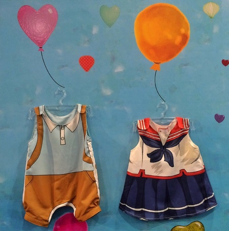 clothing: Children clothing