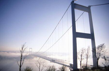 constantin: bosphorus bridge