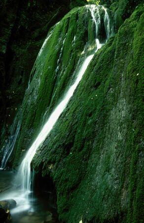 wheather: water fall