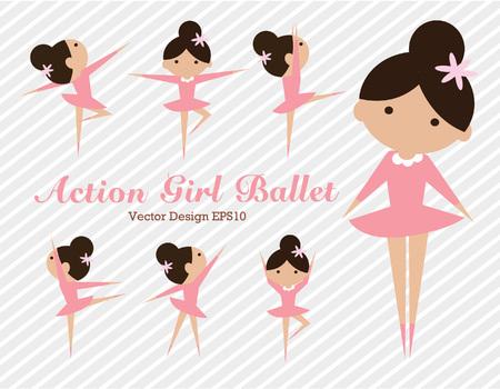 princesses: action girl ballet