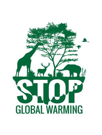 stop global warming (animal planet)
