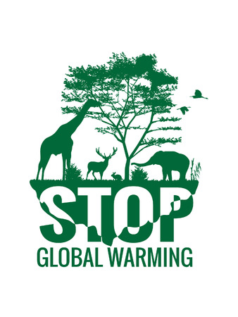 stop global warming: stop global warming (animal planet)