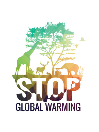 stop global warming (animal planet)