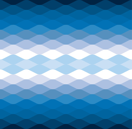 blue wave water cool vector pattern background