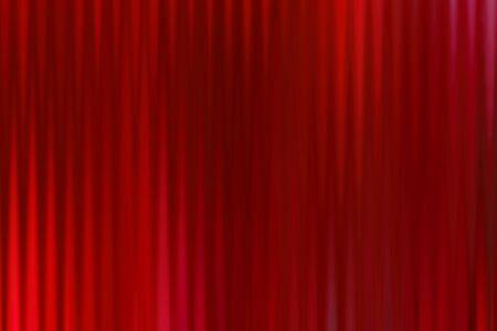drape: Abstract art background ,Red drape cinema motion style