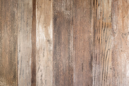 Old grunge brown wood  wall  texture background 写真素材