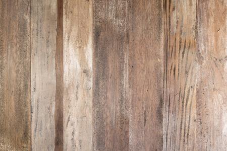 drewno: Stare grunge brązowe drewno tekstury tła ściany