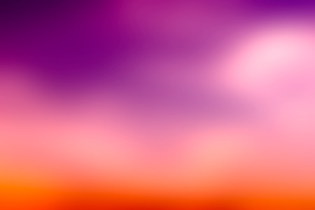 Orange and purple Blur color abstract background Stockfoto