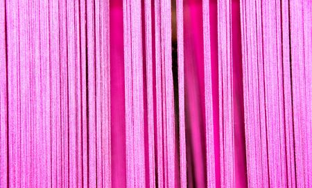 cotton thread: Soft pink cotton thread for abstract background