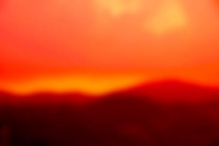 background color: View Mountain Red orange Blur color abstract background
