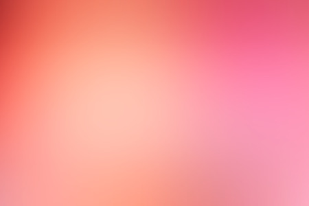 Orange pink soft blur style for background