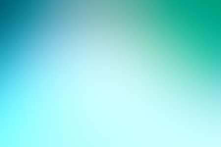 background illustration: Green blue soft blur style for background