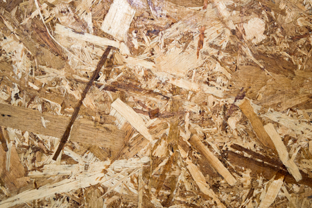 oriented: Close up Oriented Strand Board for background textures
