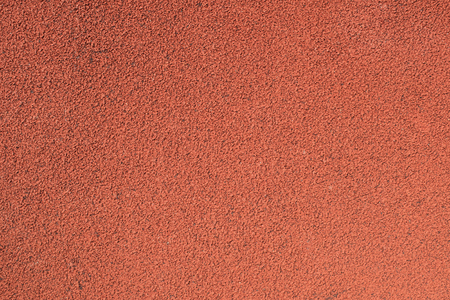 redbrick: Orange athletics Running floor background texture Stock Photo