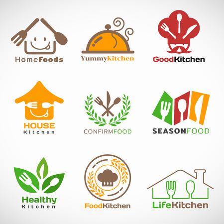 cuchara: Restaurante y set de cocina de diseño Inicio