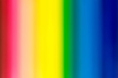 spectroscopy: Rainbow colorful color blur style for abstract background