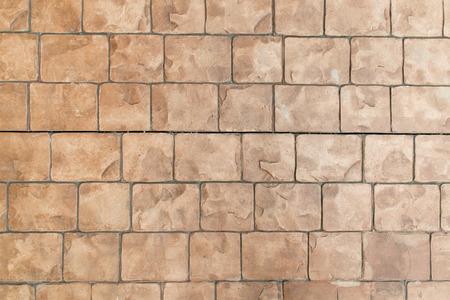 Stone Vloer Tegels voor textuur en achtergrond