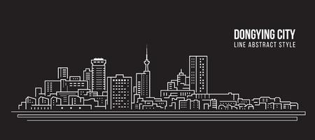Cityscape Building Line art Stockfoto - 122344888