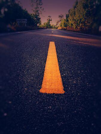 yellow line: yellow line