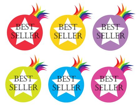 the seller: Best Seller Icons