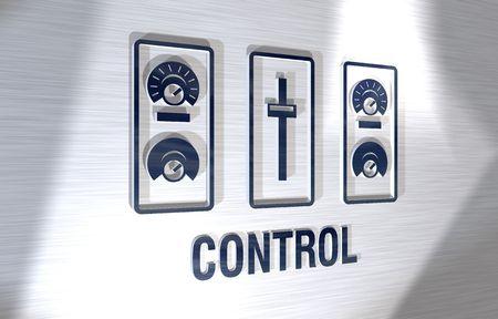 controling: 3d sign control