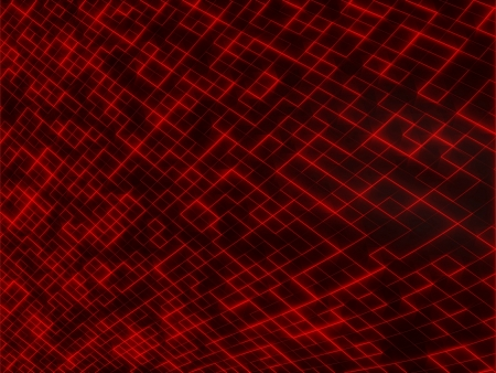 pattern  different disco background Cadmium red
