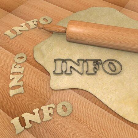 info  cutter  symbol photo