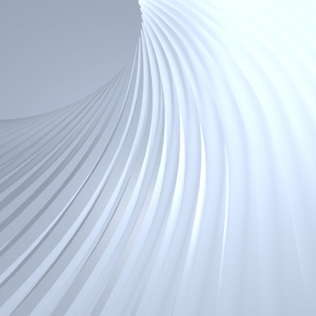 white soft 3d background
