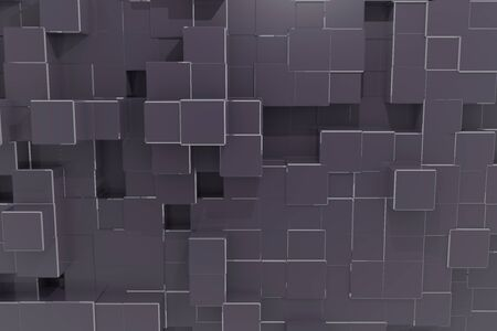 cube pattern background photo
