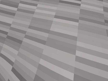 checker pattern perspective in gray