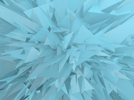 extrem background in Light sky blue Stock Photo - 17578785