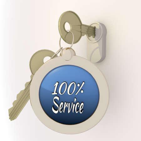 unlocked: 3d graphic Violet-blue  pictogram  with unlocked locked icon on key pendant