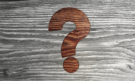 3D graphic Biological question mark in a wooden textured background Stock Photo - 18695155