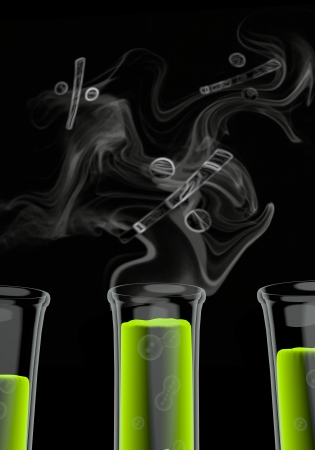 price reduction: Bright green  experimental price reduction 3d graphic with isolated discount symbol formed by smoke