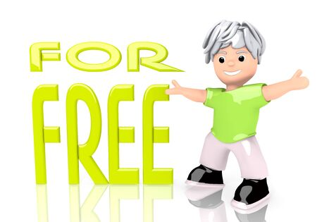 Limerick  best price for free 3d graphic with happy free icon  with cute 3d character photo