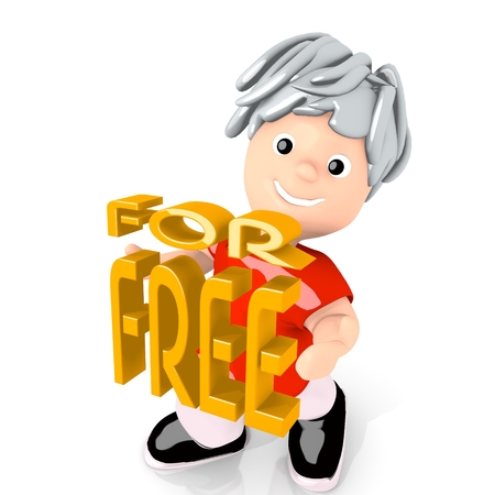 carried: Dark orange  best price child 3d graphic with nice free symbol  carried by a cute boy