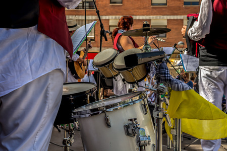Local and regional music bands are very frequent in Spain each region Where Has Its own musical traditions. With the excuse of any of the Local bands or orchestras These festivals of music take to the streets Because They are part of the festivities