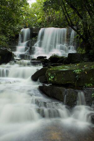 Mundaeng Waterfall, Thailand photo